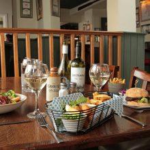 Dining at the Snowdon